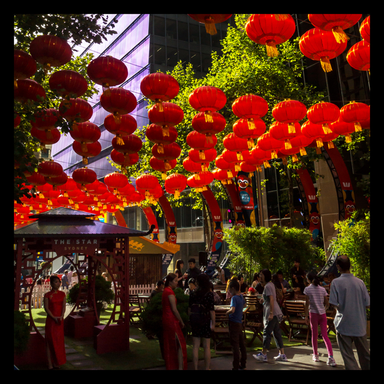 Chinese New Year 2016 (Sydney)