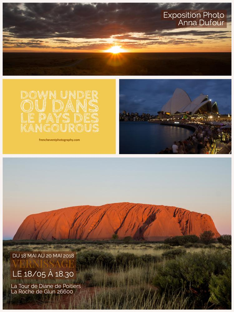 Down Under Photo Exhibition in France